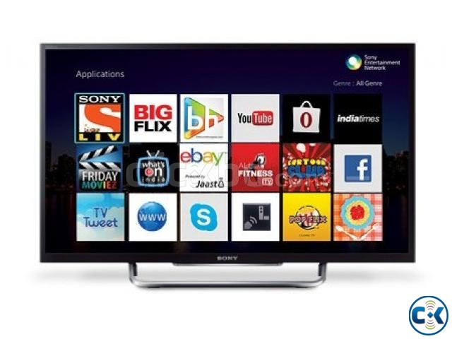 W800C 3D SONY BRAVIA 43 SMART LED TV | ClickBD large image 0