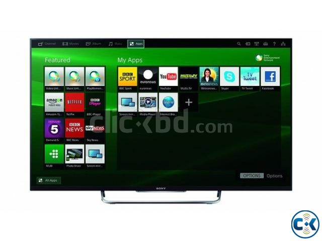 W800C 3D SONY BRAVIA 43 SMART LED TV | ClickBD large image 1