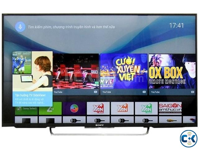 W800C 3D SONY BRAVIA 43 SMART LED TV | ClickBD large image 2