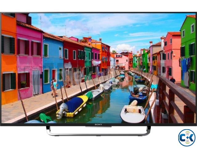 Sony Bravia 48 W652D WiFi Smart Slim FHD LED TV Free Gift | ClickBD large image 1