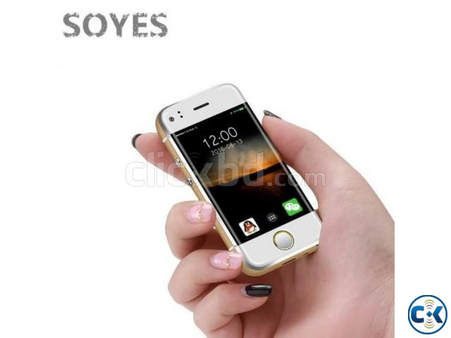 Soyes 6s Mini Android 3G Mobile Phone Dual sim intact | ClickBD large image 0