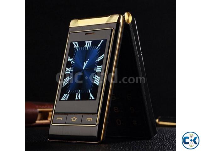 TKEXUN G10 3.0 inch Double dual Screen Dual SIM | ClickBD large image 0