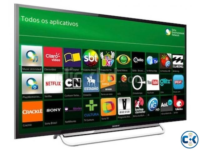 W650D SONY BRAVIA 55 FULL SMART LED TV WIFI | ClickBD large image 1