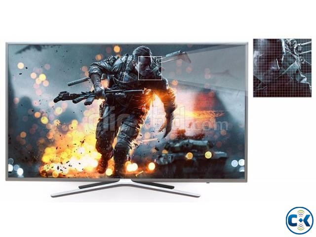 BRAND NEW 43 inch SAMSUNG M5500 SMART TV | ClickBD large image 1