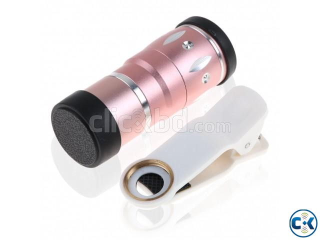 Mobile telephoto lens 10x Mt | ClickBD large image 4