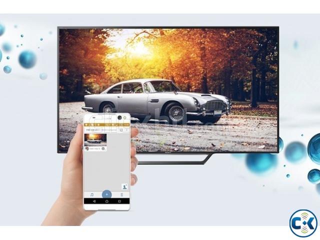 smart wifi led 55 inch YouTube tv | ClickBD large image 2
