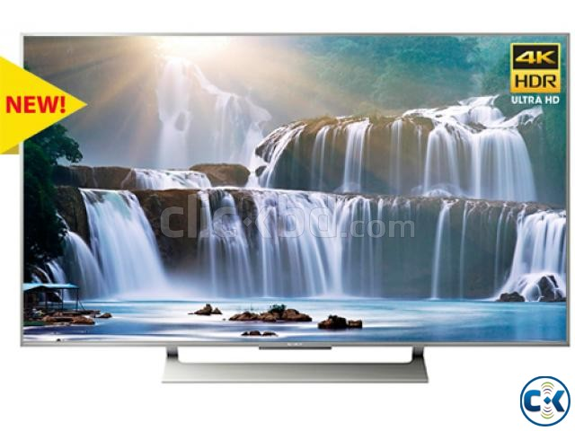 65X9000E UHD HDR ANDROID SONY BRAVIA TV | ClickBD large image 1