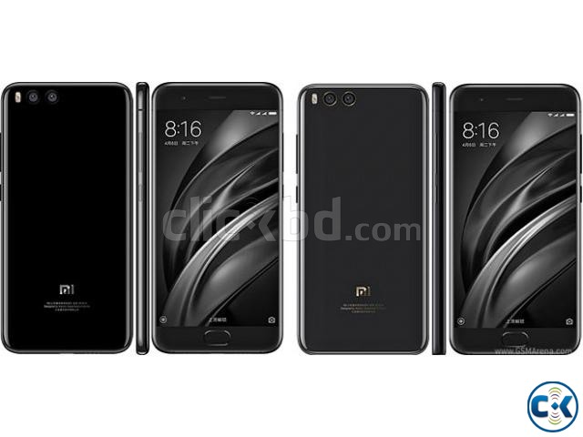 Brand New Xiaomi Mi 6 64GB Sealed Pack With 3 Yr Warrnty   ClickBD large image 0