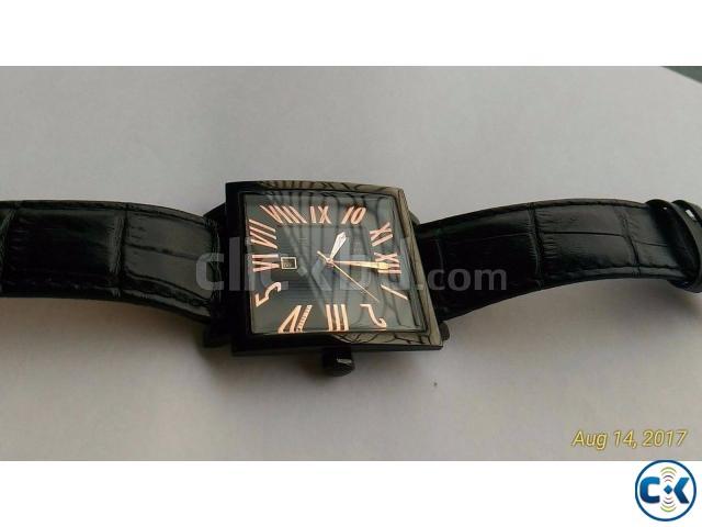 TED BAKER Mens Elegant Dress Watch Genuine | ClickBD large image 0
