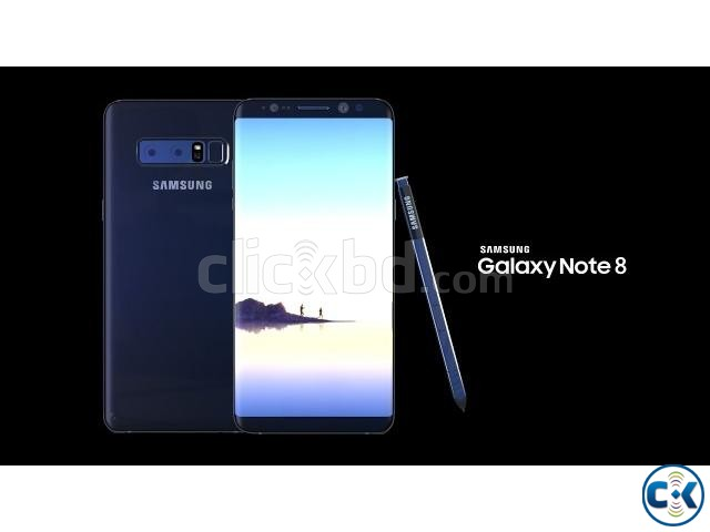 Brand New Samsung Galaxy Note 8 128GB Sealed Pack 3yr Wrnty | ClickBD large image 0