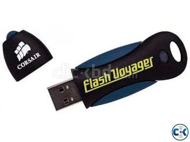 Corsair Durable and shock-resistant USB 3.Flash Drive | ClickBD large image 2