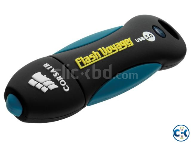 Corsair Durable and shock-resistant USB 3.Flash Drive | ClickBD large image 4