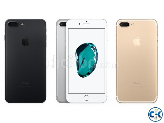 Brand New Apple iphone 7 Plus 128GB Gabi Sim 3 Yr Wrrnty | ClickBD large image 2