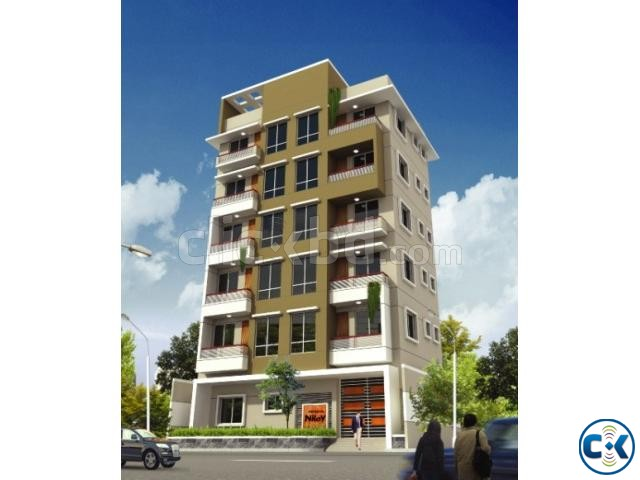 Almost Ready 1225 sft Flat Rayer Bazar | ClickBD large image 0