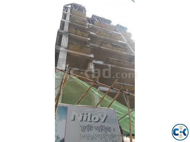 Almost Ready 1225 sft Flat Rayer Bazar | ClickBD large image 2