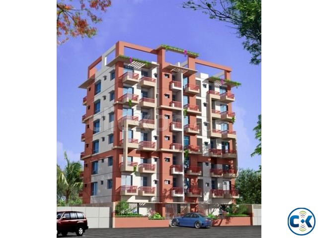 2311sft Exclusive Ready Apartment for sell Farmgate Tejgaon | ClickBD large image 0