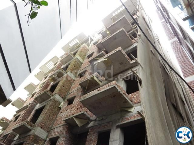 2311sft Exclusive Ready Apartment for sell Farmgate Tejgaon | ClickBD large image 1