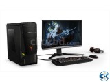 Core 2duo mb-G4 Ram-ddr3 hdd-500gb 17