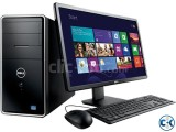 Exclusive price Core i7 pc 19 Hp LCD