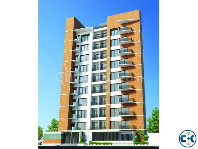 1275sft south facing apartment at Aftab Nagar | ClickBD large image 0