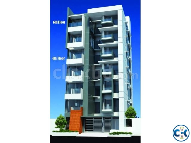 1500sft apartments at Bashundhara Block F | ClickBD large image 0