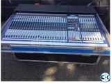 Soundcraft GB-4-32 with flight case call 01928135114