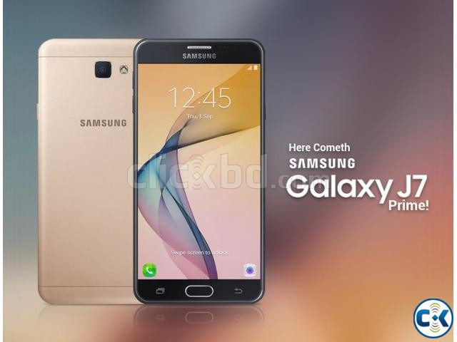 Brand New Samsung Galaxy j7 Prime Sealed Pack 3 Yr Warranty | ClickBD large image 2