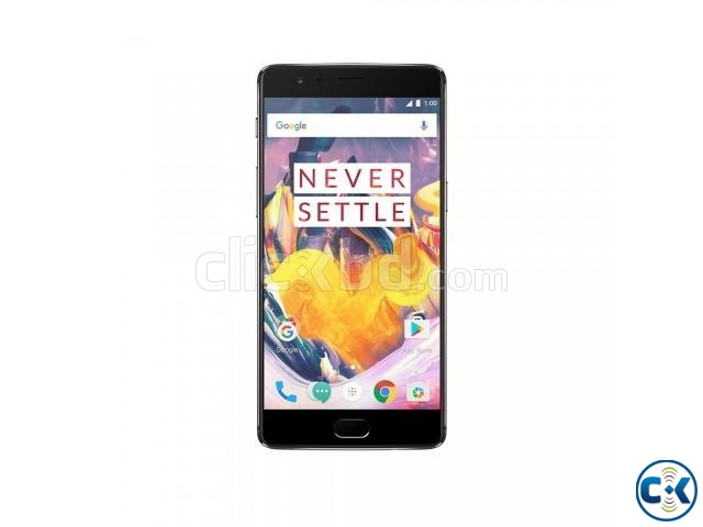 Brand New ONE PLUS 3T 128GB Sealed Pack 3 Yr Warranty | ClickBD large image 1