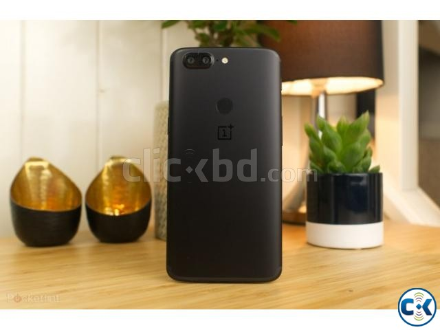 Brand New ONE PLUS 5T 128GB Sealed Pack 3 Yr Warranty | ClickBD large image 0