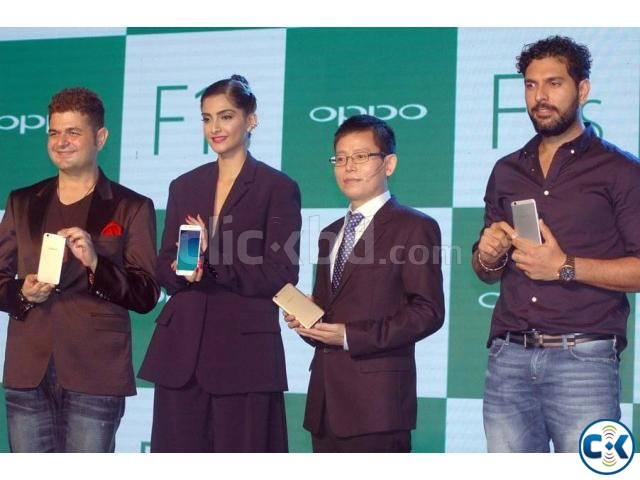 Oppo F3 Plus 64GB 1 Yr Official Warranty | ClickBD large image 3