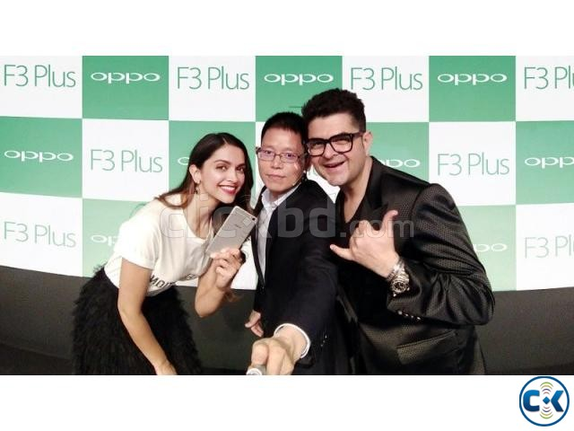 Oppo F3 Plus 64GB 1 Yr Official Warranty | ClickBD large image 4
