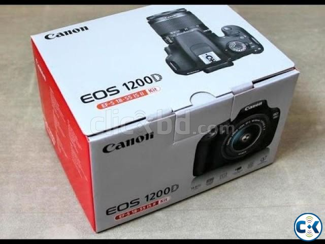 Canon EOS 1200D DSLR Camera with CMOS Sensor 3 LCD | ClickBD large image 1