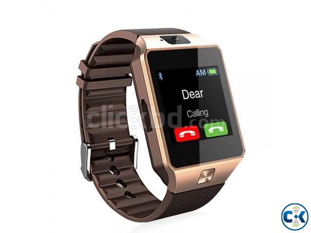 DZ09 SMART MOBILE WATCH | ClickBD large image 0