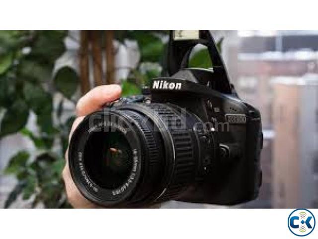 Nikon D3300 24.2MP CMOS DX NIKKOR 18-55mm Lens HDSLR | ClickBD large image 0