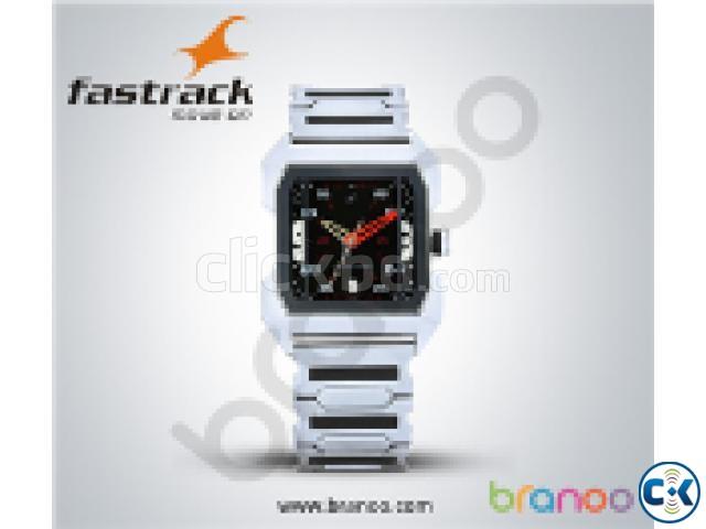 Fastrack 1478SBG black W-102 | ClickBD large image 0