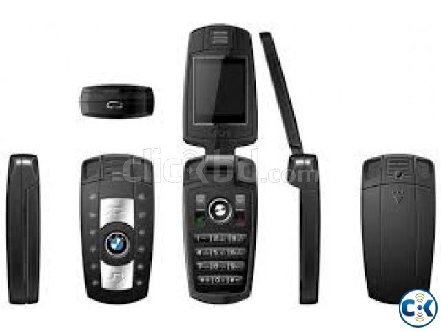 BMW Mini Flip Folding Phone | ClickBD large image 0