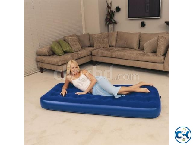 Single air bed | ClickBD large image 0