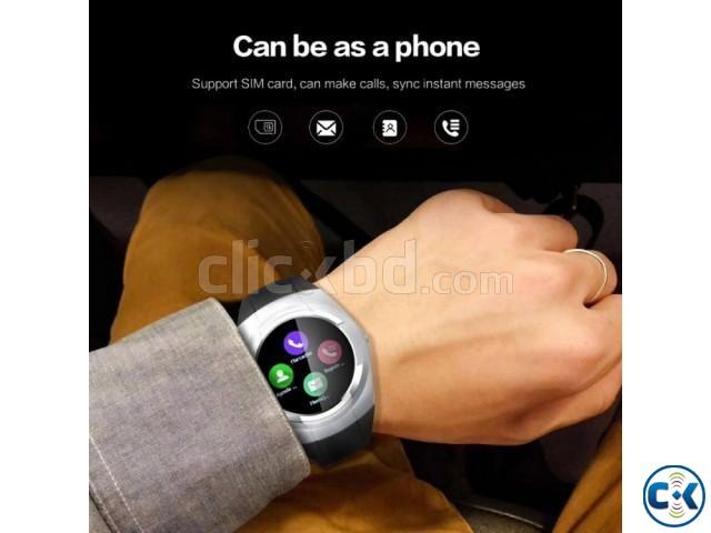 Deart Brand T60 Smart Watch Single Sim intact | ClickBD large image 1