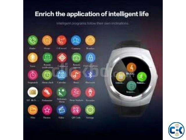 Deart Brand T60 Smart Watch Single Sim intact | ClickBD large image 2