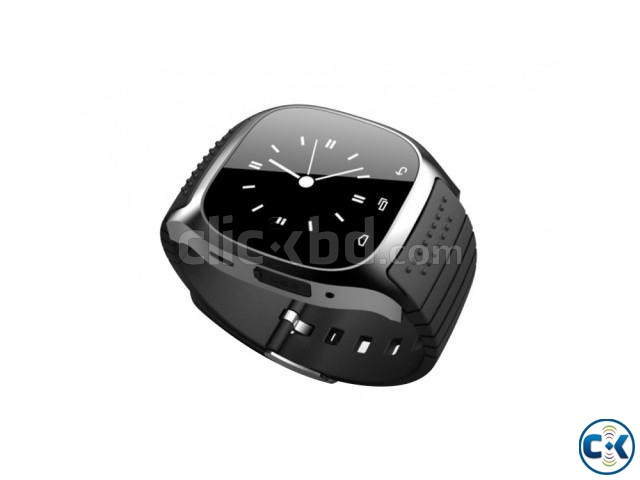M26 Bluetooth Smart Mobile Watch Gear intact Box | ClickBD large image 2