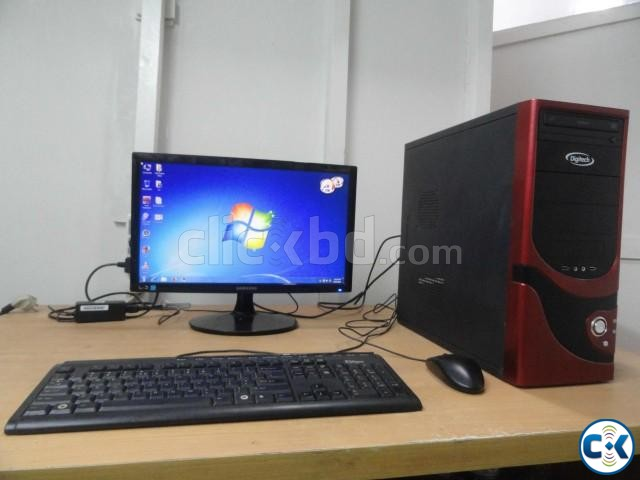 Personally Used Desktop Computer | ClickBD large image 0