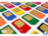 Old Easy Number Sim Sell