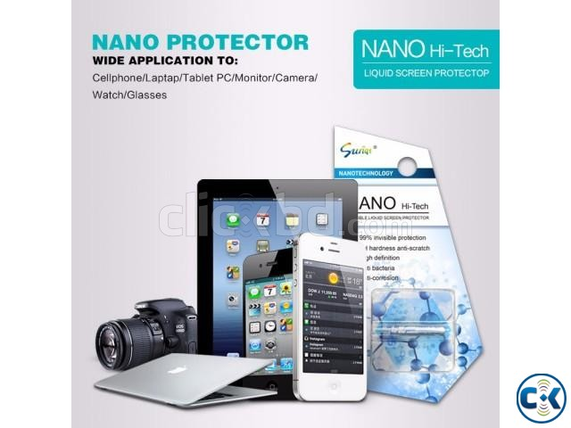 Nano Liquid Screen Protector for all mobile | ClickBD large image 0