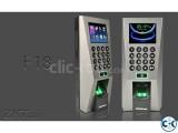 ZKTeco F18 Fingerprint Access Control Time Attendance Reader