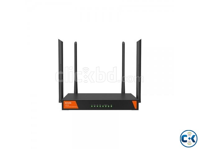 WiFi Router Tenda W15E AC 1200 | ClickBD large image 0
