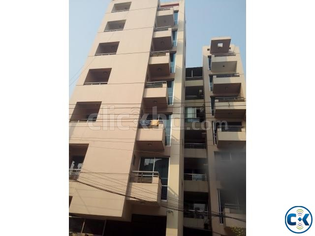UTTARA DELUXE 4 BED SOUTH FACE SECTOR-4 | ClickBD large image 0