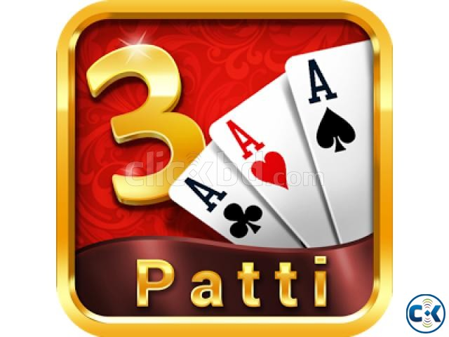 Teen Patti Gold game Chips Sells 70 Taka Par Cr | ClickBD large image 0