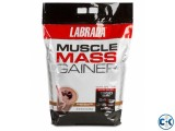 Labrada MUSCLE MASS GAINER -12Lbs