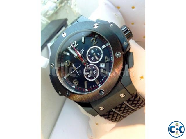 Hublot Big Bang Black Magic | ClickBD large image 1