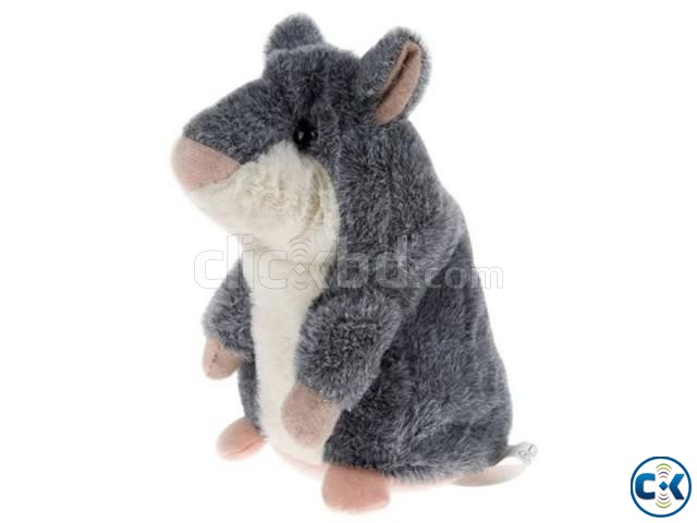 Talking Hamster Plush Toy | ClickBD large image 0